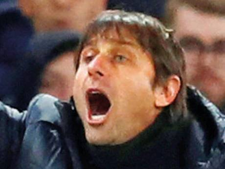 Conte vows to fight speculation 'to the end'