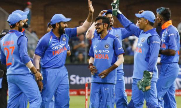 Pictures: India wins ODI series in South Africa