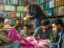 Afghan book trade is booming