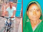 Man finds wife after cycling 750km