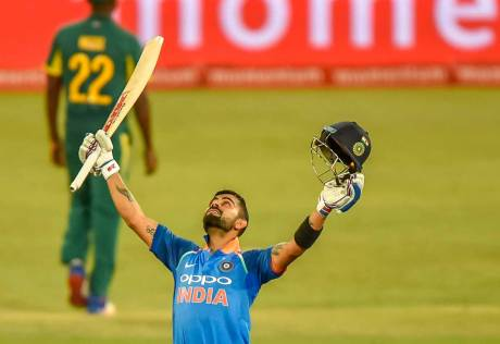 Kohli leads India to another easy win