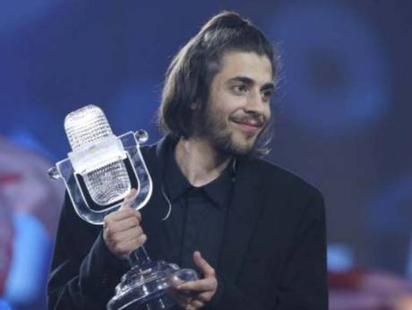 Eurovision winner Sobral says voice 'fragile' after operation