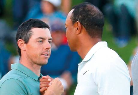 McIlroy insists Woods 'close' to comeback bid