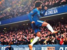 Chelsea tune up for Barca with rout of Hull