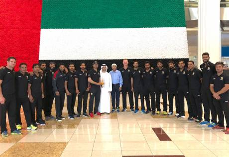 UAE aim to excel in World Cup qualifier