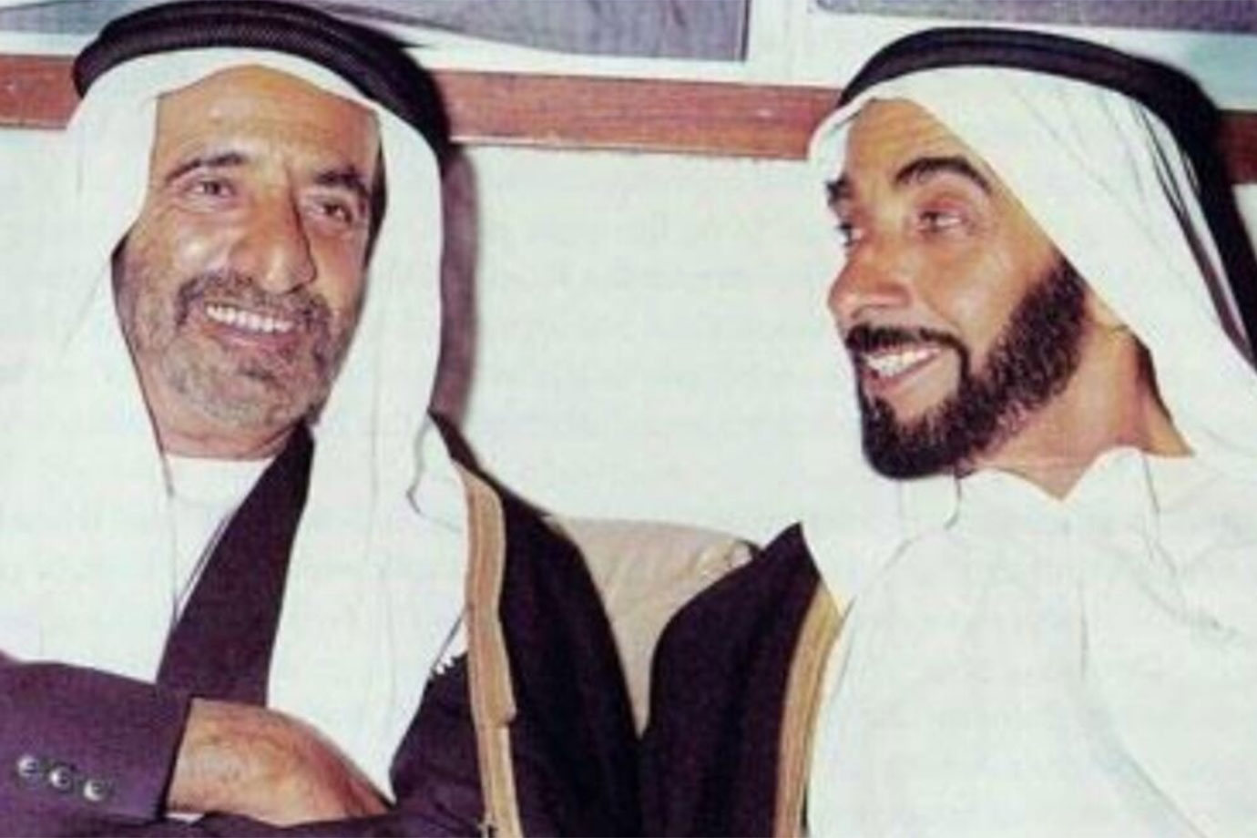 Founding fathers of UAE