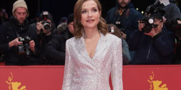 Isabelle Huppert is happy women are speaking up