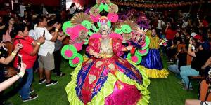 Sinulog draws big crowd in Dubai