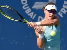 Stosur targets to extend her stay in Dubai