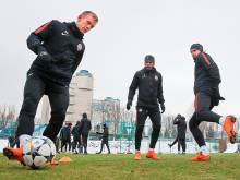 Shakhtar brush off upheaval as they face Roma