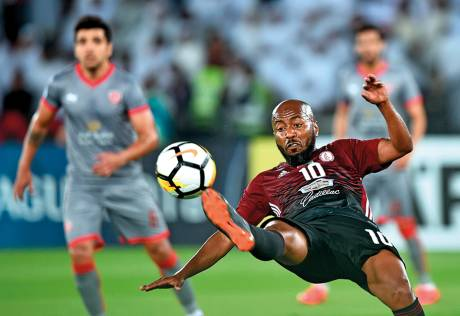 All is not lost, says Al Wahda's Reghecampf