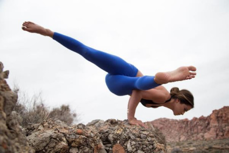 Candace Cabrea Moore - XYoga