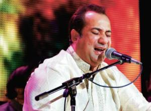 Pakistani singer in Indian film sparks fight