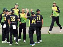 Australia top T20 nation with tri-series win