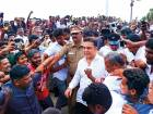 Tamil actor Kamal Haasan launches party