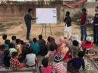 NAT_180219 Mohammad Rohayl Varind teaching at slum school_DD
