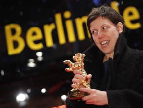 'Touch Me Not' wins top prize at Berlinale