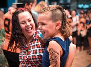 Aussie mullet heads celebrate hairstyle revival