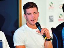 Coric not to rush things on his comeback trail