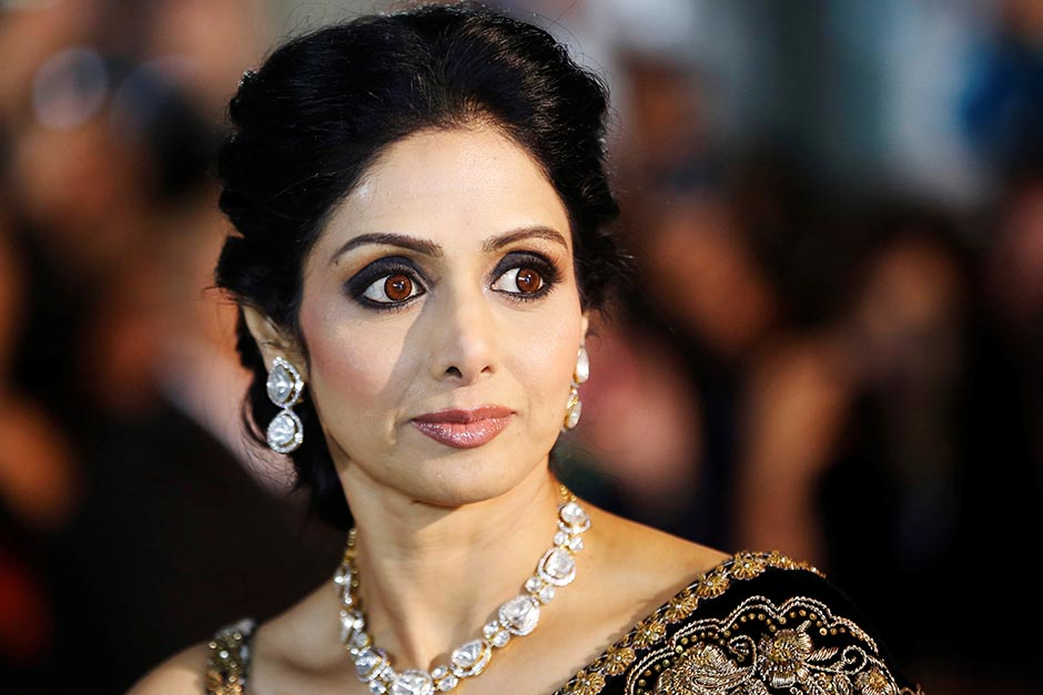 Sridevi was regarded as the first female superstar of Hindi cinema
