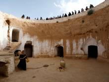 These people live underground, literally