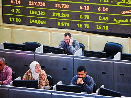 Egypt investors now bold enough to look for dollars themselves