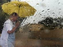 Brace for wet and windy weather this weekend