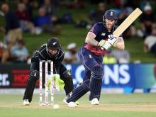 Stokes hits form to steer England home