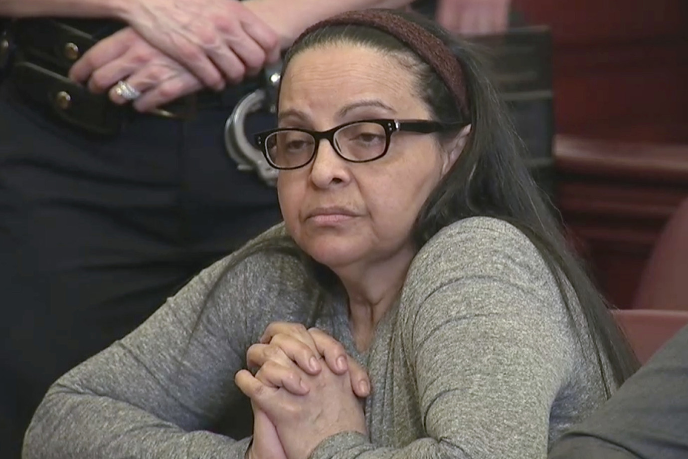 'You are evil': Mother breaks down at New York killer nanny trial