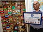 Expat's record-breaking collection in Dubai