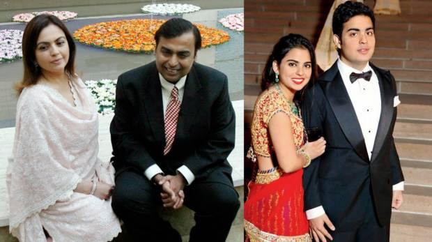 Ambani Scion Akash To Be Betrothed To Diamantaire S