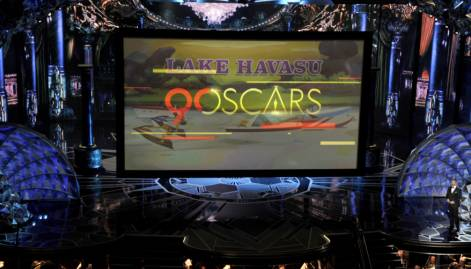 Highlights from the 90th Academy Awards