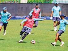 New-look India to open against Lanka