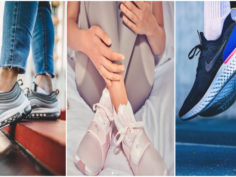 Hot Stuff: 4 sneakers to obsess over right now