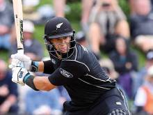Hobbling Taylor sews up the match for Kiwis