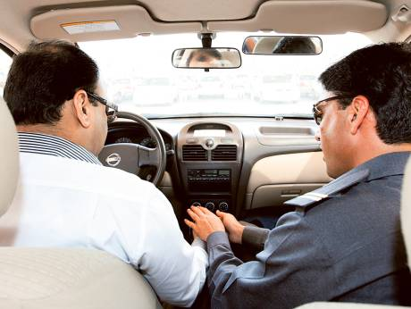 UAE driving instructors share their top tips