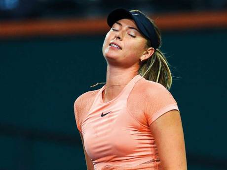 Osaka too strong for Sharapova in California