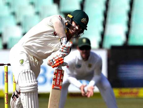 Warner says he was riled by 'vile and disgusting' De Kock sledge