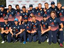 Bairstow masterclass seals series for England