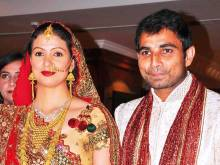 Patch-up likely between Shami, wife