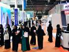 Thousands of Emaratis visit the 18th edition of the the Careers UAE 2018 taking place at the Dubai World Trade Centre on 13th March, 2018. The event aims to facilitate successful engagement between UAE nationals and the private and public sector organistations.