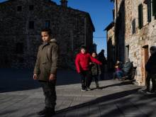 A Tuscan village is reshaped by migration