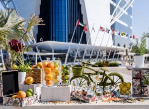 Review: Brunch at the Burj