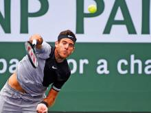 Del Potro keeps record straight against Ferrer