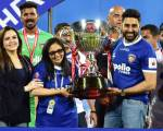 Chennai win Indian Super League title