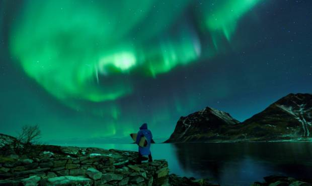 Stunning images of the surreal Northern Lights