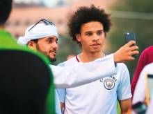 Sane credits Pep for surprise form