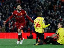 Klopp tips Salah to be the best in future