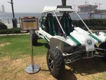 Dubai jail inmates built these quadbikes
