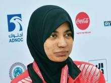 Hamda provides silver lining for the UAE
